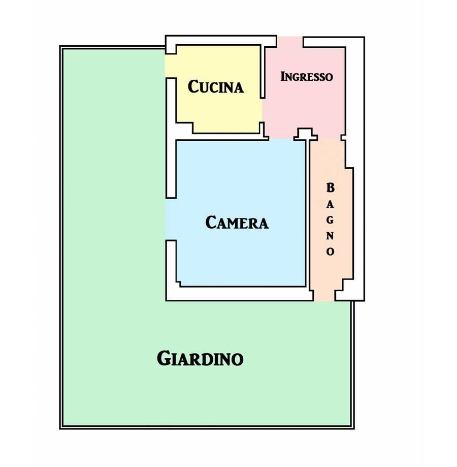 Planimetria_Monolocale-via-Umberto-Grosso